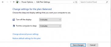 cara mengatur sleep otomatis pada windows 7